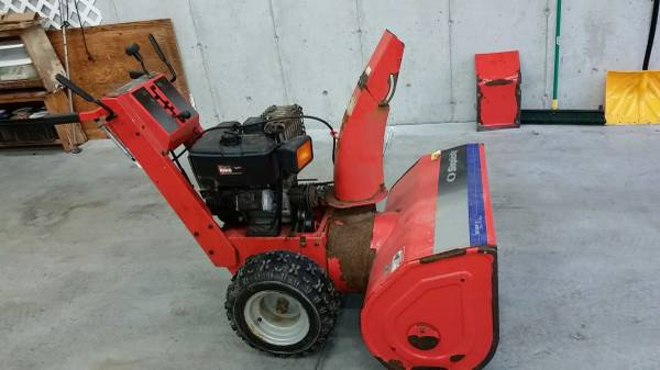what not to buy when buying a used snowblower - Snowblower Forum