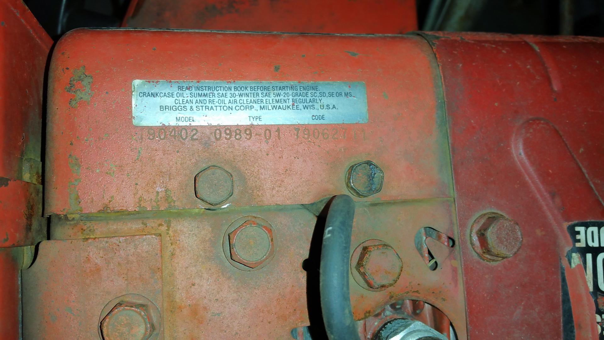 Hercules D2300 Parts