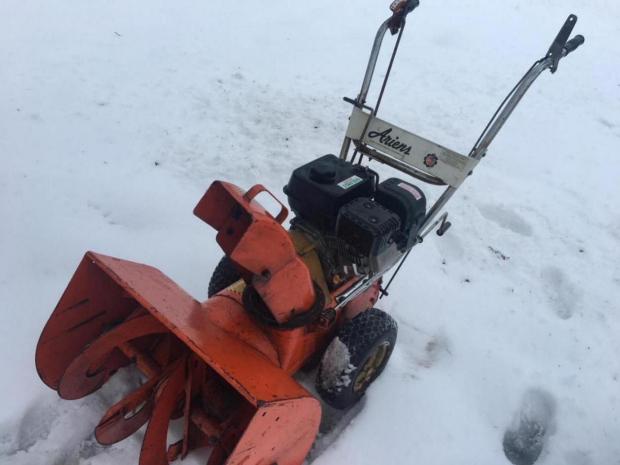 Predator 212 exhaust pipe ricer snowblower - Snowblower Forum : Snow