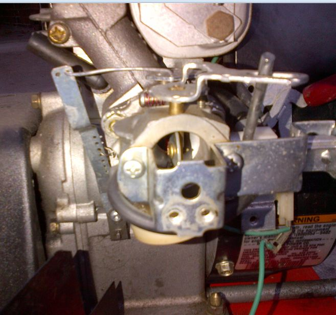 ariens snowblower carburetor issue - Snowblower Forum : Snow