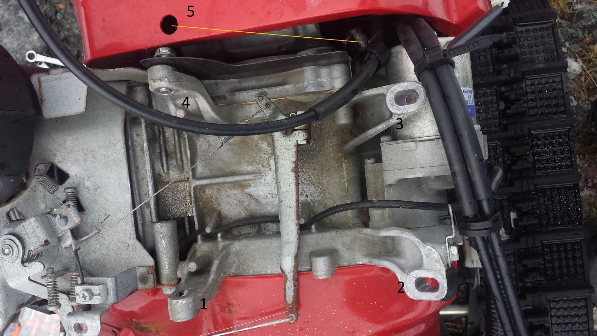 Scion TOYOTA OEM tC Under Radiator//Engine-Cover Splash Shield Right 5144121030