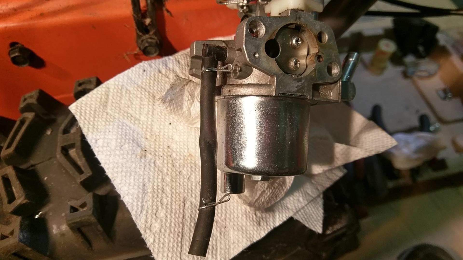 Cleaned Carburetor Using Berrymans's B12 Still  No Start - Husqvarna Huayi Carburetor-imag1441.jpg