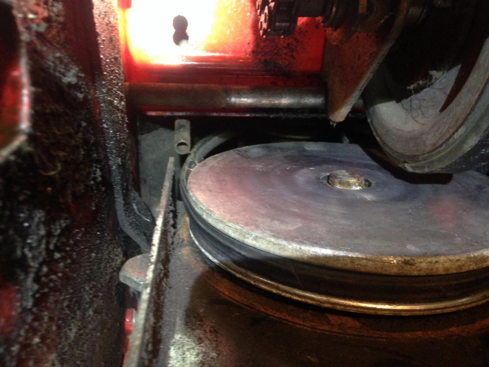 MTD 8/26 Friction Drive Problem - Snowblower Forum : Snow