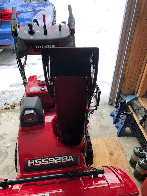 Kawartha Lakes Honda >> Honda snow blower clogging concerns - OFFICIAL update from Honda with parts info - Page 39 ...