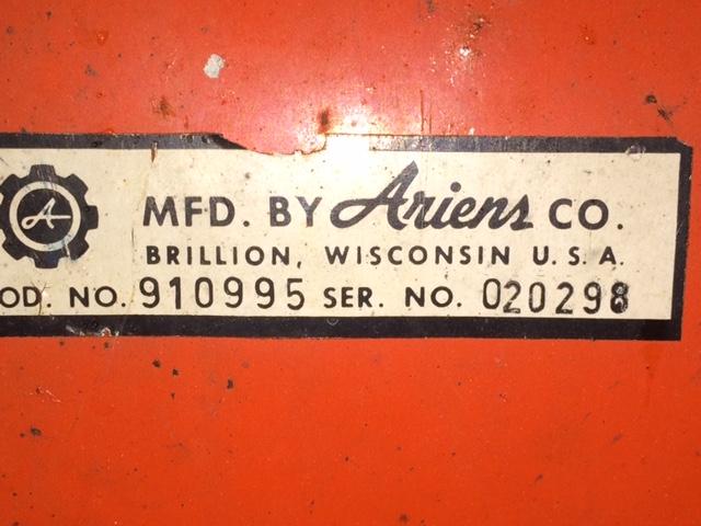 Early 70's Ariens identification help needed-img_1579.jpg