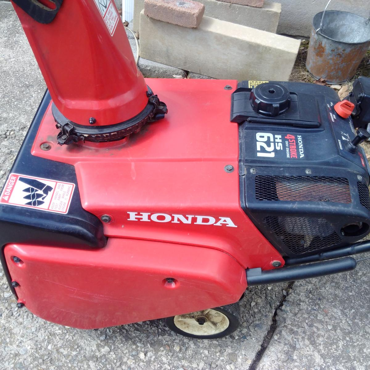 Honda Supercharger For Sale: Snowblower Forum : Snow Blower