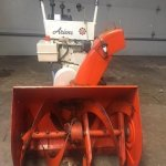 1977 Ariens 924026  8hp Deluxe w/differential