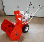 Ziggy65 Ariens 10000 series restoration
